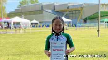 Noale in festa: Margherita Turrin vince nella categoria dei giovanissimi - VeneziaToday