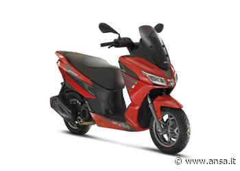 Aprilia SXR50, nuovo capitolo per scooter di Noale - Due Ruote - Agenzia ANSA