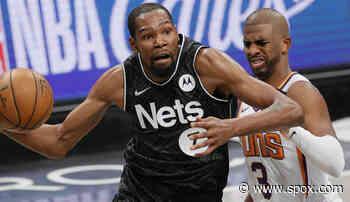 """NBA-News - Nets-Star Kevin Durant zeigt beeindruckendes Comeback: """"Ist wie Fahrradfahren"""" - SPOX.com"""