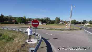 Saint-Aignan : la circulation modifiée sur la route de la Palissade - ladepeche.fr