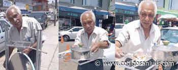 Abuelito de Tamazunchale inventa estufas solares abril 26, 2021 * Don Máximo se hizo viral en redes - Código San Luis