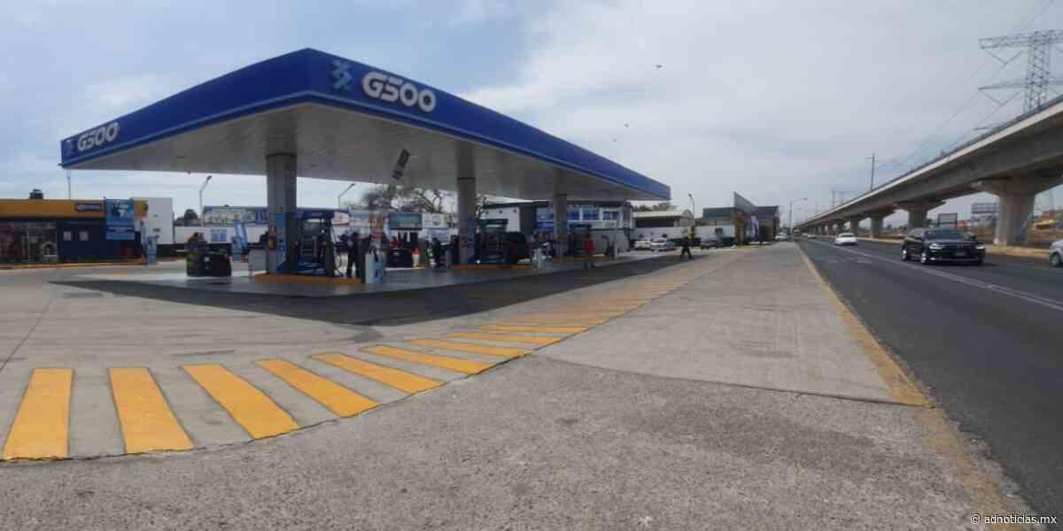 La segunda gasolinera más barata del país está en San Mateo Atenco - AD Noticias