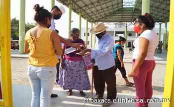 Edil de San Mateo del Mar, comunidad ikoots de Oaxaca, rechaza destitución; impugnará en tribunales   Oaxaca - El Universal Oaxaca