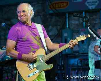 Jimmy Buffett: If you bought resold tickets for this Florida show, you're not getting in - Yahoo Entertainment
