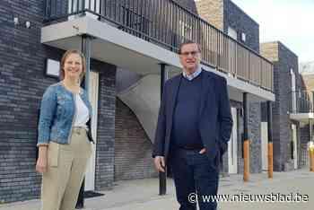 """Nieuwe sociale site in Leupegem in gebruik: """"Zinvolle bestemming voor verloederd gebied"""""""