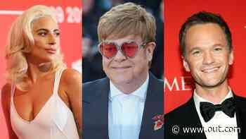Elton John, Lady Gaga, Neil Patrick Harris Raise $3 Million for AIDS - Out Magazine