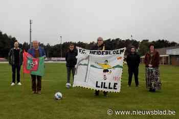 Gemeente zet licht op groen voor nieuw voetbalstadion KVC Lille United