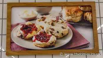 Sainsbury's apologises for cream tea faux pas in Cornwall - The Times