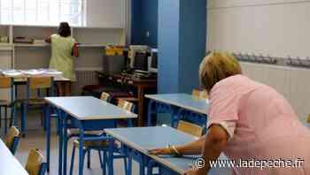 Villeneuve-sur-Lot : une nouvelle rentrée sous un strict contrôle sanitaire - ladepeche.fr