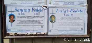 Villasanta, fratello e sorella muoiono a poche ore di distanza uccisi dal Covid - Prima Monza