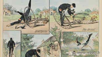 « À bicyclette ! » une expo vélo au musée de l'image d'Epinal • Weelz.fr - Weelz.fr