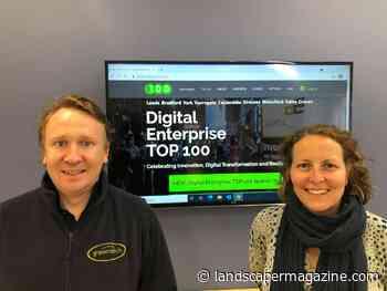 Green-tech named a Top 100 innovative digital business | Landscaper - The Landscaper