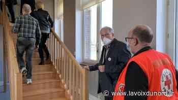 précédent La Croix-Rouge de Caudry prépare son emménagement dans l'ancien Pôle emploi - La Voix du Nord