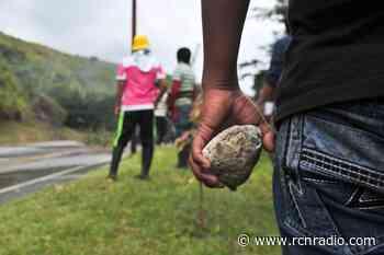 Indígenas de Puerto Gaitán en el Meta se declaran en paro indefinido - RCN Radio