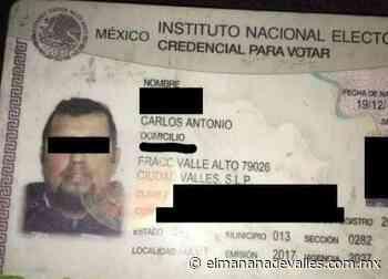 Vallense murió en Ciudad Mante - El Manana de Valles - El Manana de Valles