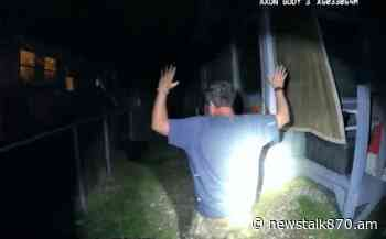 Suspect Channels Jack Nicholson, Splits Open Apartment Door - newstalk870.am