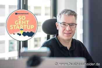 Keine Food-Startups mehr: Frank Thelen über seinen Plan nach DHDL - Business Insider Deutschland