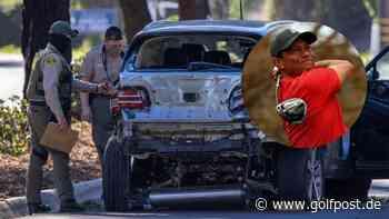 Tiger Woods' Unfallursache bekannt: 65 km/h schneller als erlaubt - Golf Post