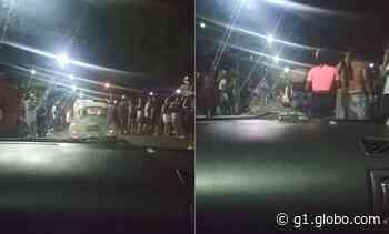 Agentes dispersam aglomerações neste fim de semana em Jaú e Barra Bonita - G1