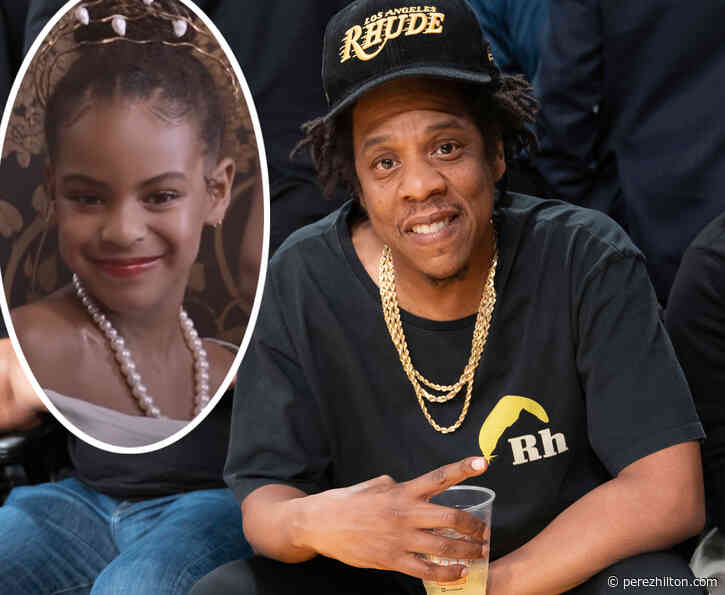 JAY-Z Gives Rare Interview About Fatherhood & Offers Pretty Great Advice About 'Supporting' Your Kids!