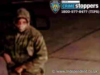 Video captures one of four 'brazen attacks' on New York City synagogues