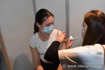 Bijna 34 procent van de Eeklonaren kreeg minstens één vaccin - Het Nieuwsblad