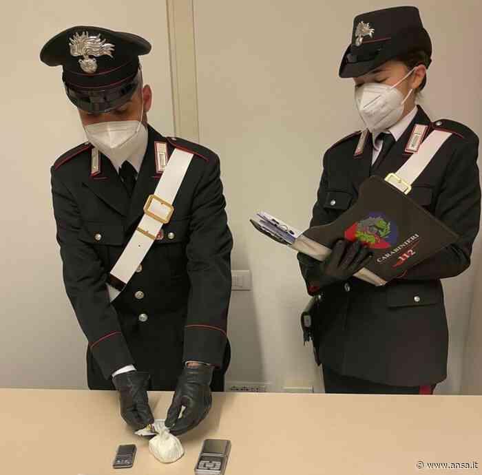 Spaccia cocaina ai domiciliari, arrestato a Mezzolombardo - Agenzia ANSA