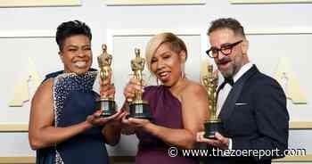Celebrity Hairstylist Jamika Wilson On Her Historic Oscars Win - The Zoe Report