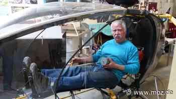 Raumfahrt: Für einen ungewöhnlichen Frankfurter geht es per Flieger in die Rente - moz.de