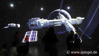 Kosmische Alleingänge: Die nicht mehr ganz so internationale Raumstation - DER SPIEGEL