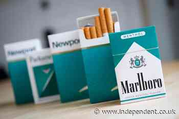 US  could ban menthol cigarettes in a win for racial health equity