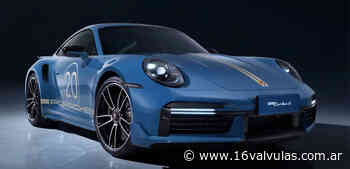 Porsche 911 Turbo S China 20th Anniversary Edition: la marca celebra sus dos décadas de presencia en el país con una edición exclusiva - 16 Valvulas Noticias de Autos