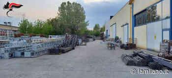 Bassano del Grappa, piu di 500kg di metalli rubati dalla ditta dei fratelli Greco, denunciato 33enne - La Milano