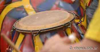 Habrá tallares de candombe en el barrio Puerto de Concordia - Vía País