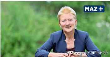 Königs Wusterhausen: Birgit Uhlworm kandidiert zur Bürgermeisterwahl - Märkische Allgemeine Zeitung