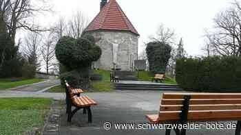 Dotternhausen - Barrierefreier Zugang zur Kapelle - Schwarzwälder Bote