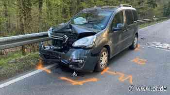 74-Jähriger stirbt nach Verkehrsunfall bei Eggolsheim - BR24