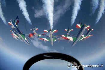 All'aeroporto di Ghedi l'esercitazione delle Frecce Tricolori - gardapost