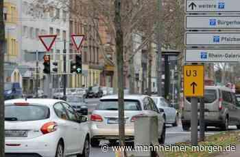 Lärmkartierung: Wo ist Ludwigshafen am lautesten? - Ludwigshafen - Nachrichten und Informationen - Mannheimer Morgen