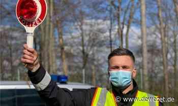 Kontrollen in Aerzen und Bad Pyrmont: Polizei zieht Rowdys aus dem Verkehr - Dewezet