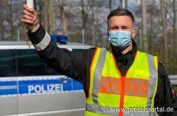 POL-HM: Motorradkontrollen in Bad Pyrmont und Aerzen - Presseportal.de