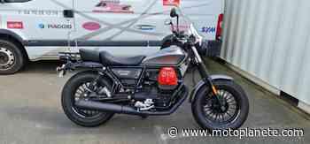 Moto-Guzzi V9 BOBBER 2020 à 7790€ sur MONTLUCON - Occasion - Motoplanete