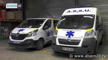 SELESTAT : Journée nationale des ambulanciers. - alsace20.tv