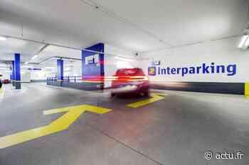 Yvelines. Stationnement : à Mantes-la-Jolie, Interparking chasse Indigo - actu.fr