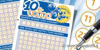10eLotto premia Vico del Gargano con una vincita da 2,5 milioni di euro - http://www.pressgiochi.it/
