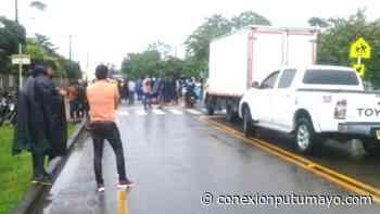 Inicia movilización campesina en Puerto Asís, Putumayo - Conexión Putumayo