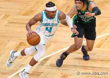 Hornets Looking to Split Back-to-Back Set in Boston