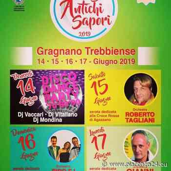 Precedente Festa degli Antichi Sapori dal 14 al 17 giugno a Gragnano Trebbiense - Piacenza24