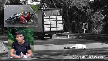 Accidente de tránsito en la vía Timaná-Altamira deja un muerto y dos herido - Opanoticias