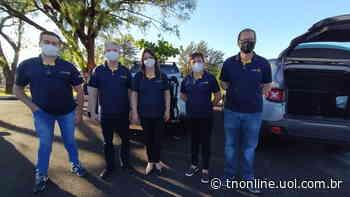 Jandaia do Sul realiza ação solidária e arrecada alimentos - TNOnline - TNOnline